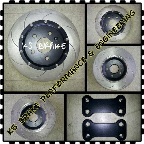 KS Brake Performance & Engineering - Brake Disc Rotor